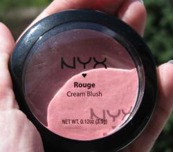 Кремовые румяна Rouge Cream Blush (оттенок CB11 Boho Chic) от NYX