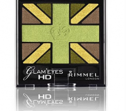 Тени для век Glam' Eyes HD (оттенок № 004) от Rimmel