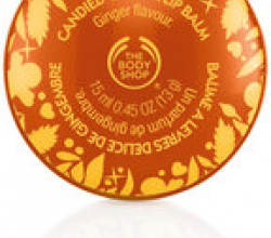Бальзам для губ Candied Ginger Lip Balm от The Body Shop