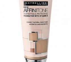 Тональный крем Affinitone от Maybelline (1)