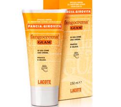 Крем для живота и талии с разогревающим эффектом на основе грязи FangoCrema Pancia e Girovita от GUAM