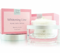 Крем для лица Whitening Cream (для кожи, склонной к пигментации) от Tegoder Cosmetics