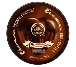 "Масло для тела ""Шокомания"" от The Body Shop"