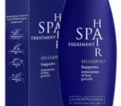 Поддерживающий шампунь с белым люпином и комплексом витаминов, стимулирующий рост волос от LundenIlona