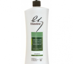 Шампунь увлажняющий для сухих непослушных волос Moisture Control от Elastine
