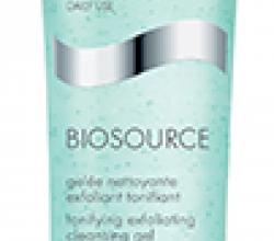 """Очищающий гель-эксфолиант """"Biosource"""" от Biotherm"""