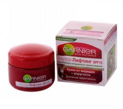 Дневной крем для лица Ультра-Лифтинг SPF15 от Garnier