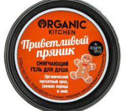 """Гель для душа """"Приветливый пряник"""" от Organic kitchen"""
