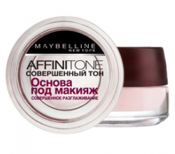 """Основа под макияж Affinitone """"Совершенное разглаживание"""" от Maybelline"""