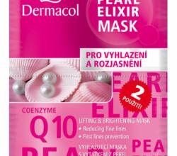 Разглаживающая маска для сияния кожи Pearl Elixir от Dermacol