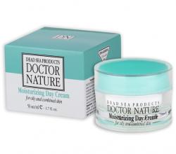 Дневной увлажняющий крем для жирной и комбинированной кожи SPF 15 от Doctor Nature