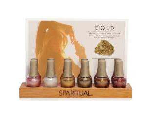 Новая коллекция лаков Gold от SpaRitual