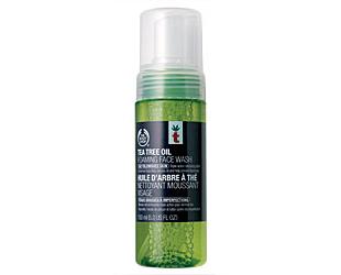 Пенка для умывания Tea Tree Oil Foaming Face Wash от The Body Shop