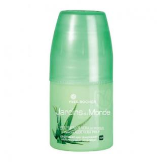 Шариковый дезодорант антиперспирант Мексиканский Алоэ Вера от Yves Rocher