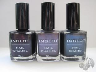 Лаки для ногтей от Inglot