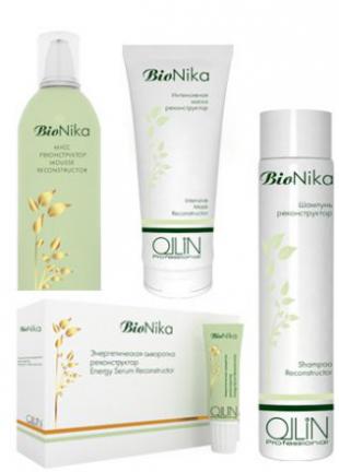 Набор для биоламинирования волос (бионизация) Bionika от Ollin Professional