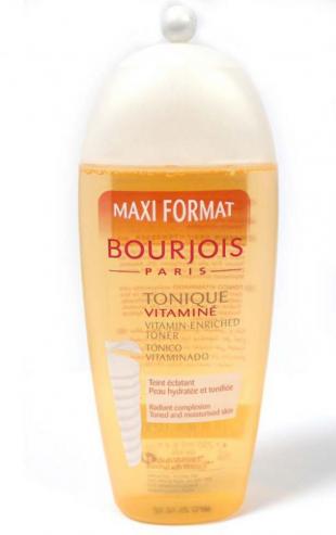Витаминный тоник для лица TONIQUE VITAMINE от Bourjois