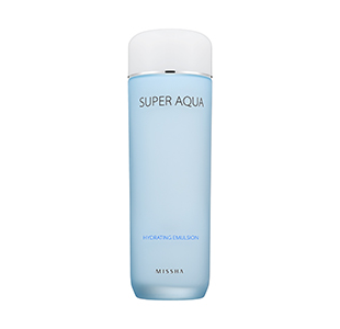 Увлажняющая эмульсия для лица Super Aqua Hydrating Emulsion от Missha