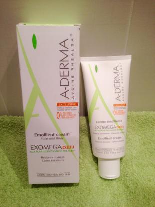 Крем для очень сухой кожи Exomega от Ducray