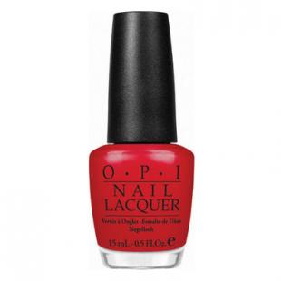 Лак для ногтей (оттенок NL Z13, Color So Hot  It Berns) от OPI