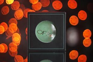Моно-тени для век (оттенок Green Milennium) от Ofra Cosmetics