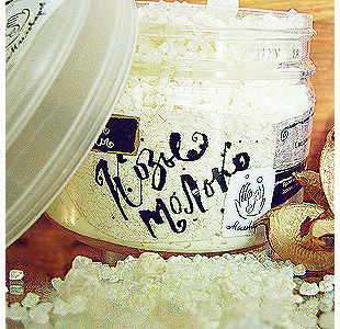 Соль для ванны «Козье молоко» от Мыловаров