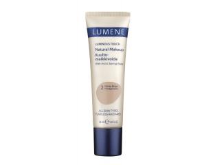 Легкий тональный крем с эффектом сияния LUMINOUS TOUCH от Lumene