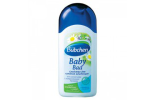 "Средство для купания младенцев ""Baby Bad"" с ромашкой от Bubchen"