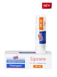 Бальзам-помада для губ с фактором защиты от солнца SPF 20 от Neutrogena