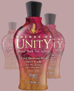 Крем для загара в солярии COLORS OF UNITY от Devoted Creations