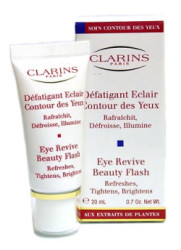 Тонизирующий крем-гель для контура глаз Eye Revive Beauty Flash от Clarins