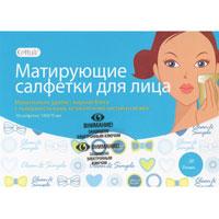 Матирующие салфетки для лица от CETTUA