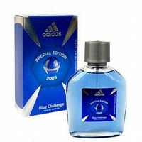Туалетная вода для мужчин  Blue Challenge от ADIDAS