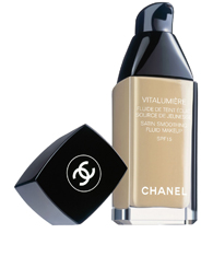 Тональный крем Vitalumiere от Chanel