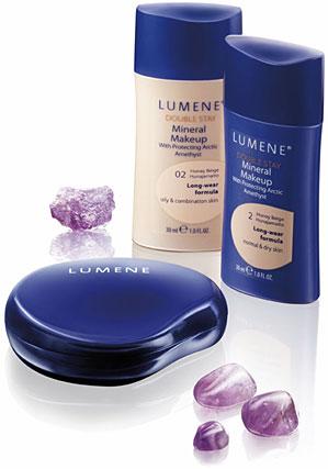 Тональный крем с минералами Double Stay от Lumene