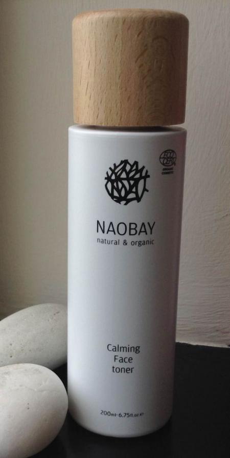 Освежающий тоник для лица 4 в 1 от Naobay