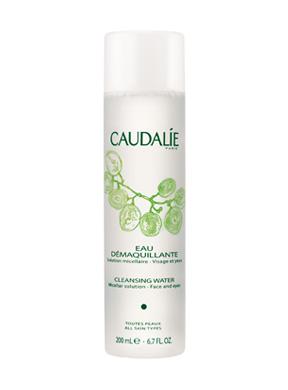 Вода для снятия макияжа Eau Demaquillante от Caudalie