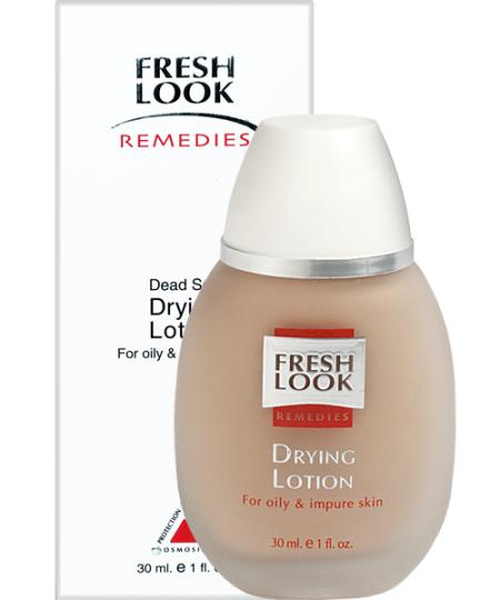 Подсушивающий лосьон для проблемных участков кожи Drying Lotion от Fresh Look