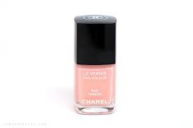 Лак для ногтей Le Vernis (оттенок № 543 Frisson) от Chanel