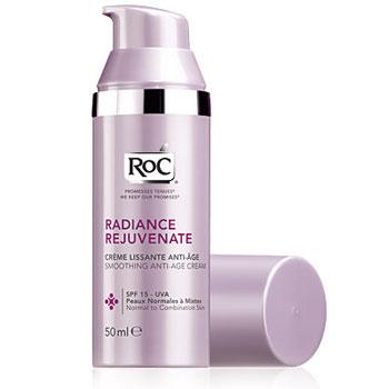 Крем для лица Radiance Rejuvenate от RoC