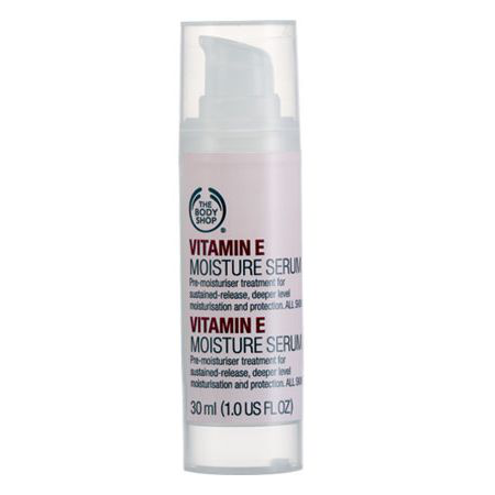 Сыворотка для лица с Витамином Е от The Body Shop