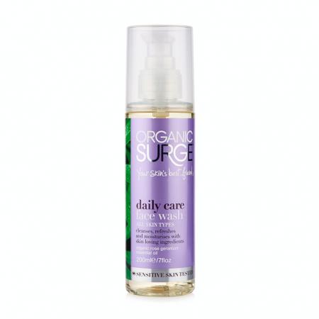 Ежедневное средство для умывания Daily Care Face Wash от Organic Surge (2)