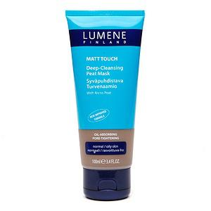 Маска для лица Matt Touch Deep Cleansing Peat Mask от Lumene