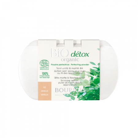 "Компактная пудра ""Bio Detox organic"" от Bourjois"