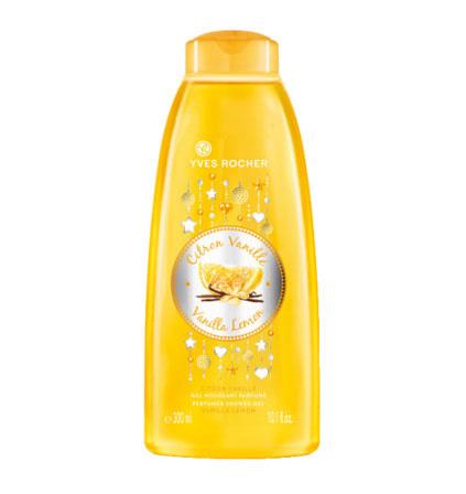 """Парфюмированный гель для душа """"Vanilla Lemon"""" от Yves Rocher"""