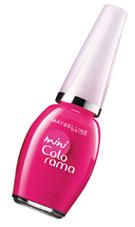 Лак для ногтей Colorama (оттенок № 83 Клубничный дайкири) от Maybelline