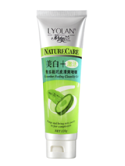Пилинг для лица Nature Care Cucumber Peeling Cleanly Gel от Lyolan