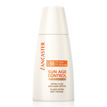 Флюид для лица Sun Age Control Extra Fluid Anti-Dark Spots SPF 50 от Lancaster