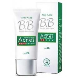 BB-крем Medicated Anti-Acne BB Cream SPF 20 от Mentholatum