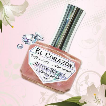 Био-гель для ногтей (оттенок № 423/2) от EL Corazon